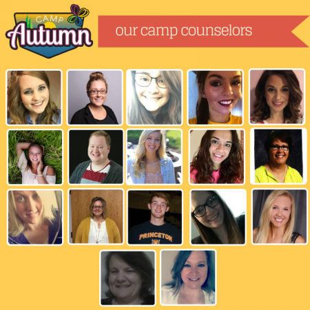 Meet the Summer 2017 Camp Autumn Counselors!